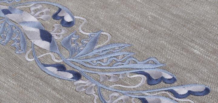 Скидка 20% на весь кухонный текстиль с вышивкой от «Ладна»