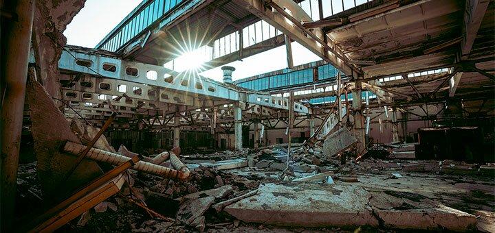 Однодневная расширенная программа посещения зоны отчуждения Чернобыля от «Radioactive Team»