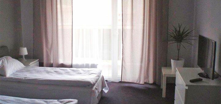 От 3 дней отдыха возле заповедника в отеле «Rakhiv Hotel & Apartments» на Закарпатье