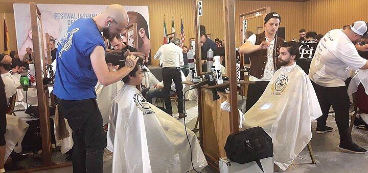 До 2 месяцев обучения по практическому курсу «Barber-Master» от «International Beauty School»