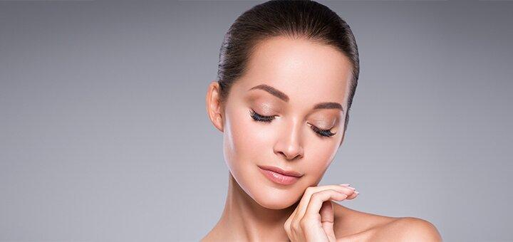 До 3 сеансов безынъекционной карбокситерапии лица в салоне красоты «Аура»