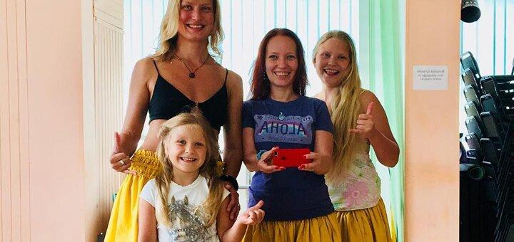 До 8 занятий экзотическими гавайскими танцами для детей и взрослых в студии «Moana Hula Studio»