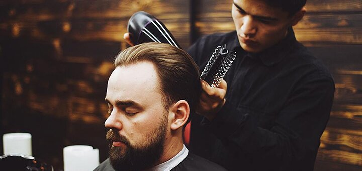 Курс парикмахерского искусства «Барбер-практика на 15 моделях» от академии «CUT ONE»