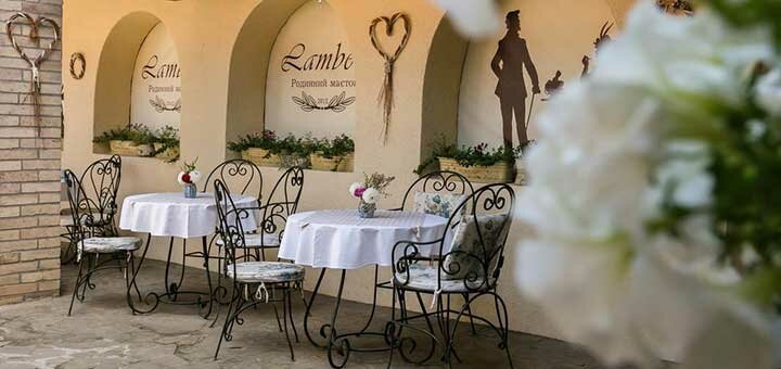 От 3 дней отдыха возле термальных источников с завтраками в отеле «Ламберт» в Берегово