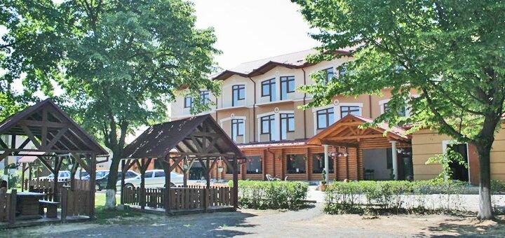 От 3 дней отдыха с питанием в отеле «Helikon» 3* возле термальных вод в Берегово