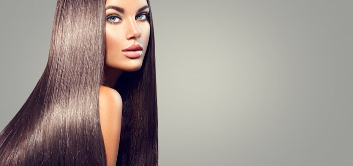 Полировка волос с уходом маслами в кабинете красоты «Ваш личный Бровист»