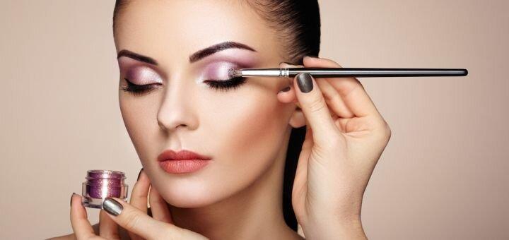 Вечерний макияж от косметолога Ирины Орел
