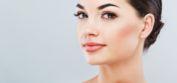 Восковая депиляция «Fly care» подбородка в косметологии Ирины Орел