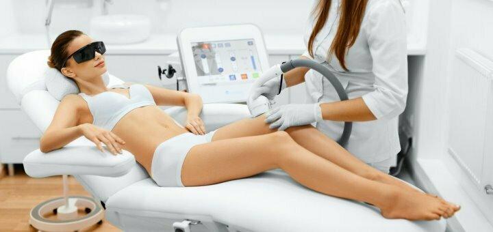 Скидка 70% на лазерную эпиляцию в центре лазерной косметологии «GIO Fontarelle»