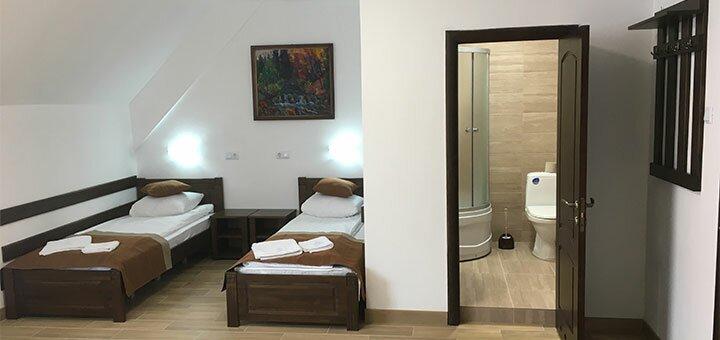 От 3 дней отдыха в номере люкс в туристическом отеле «Европа» в Закарпатье