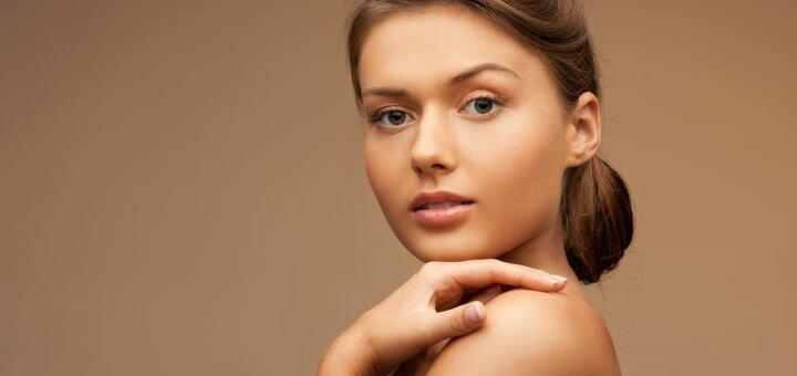 Комплексная чистка лица с процедурой ионофореза от косметолога Елены Мищенко
