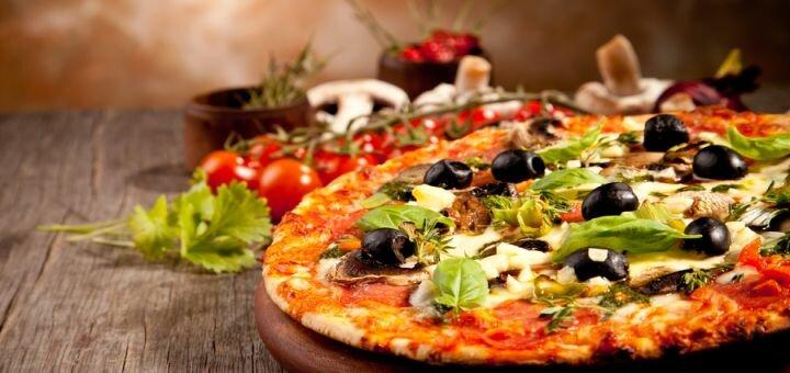 Скидка 50% на пиццы в сети пиццерий «Pizza House»