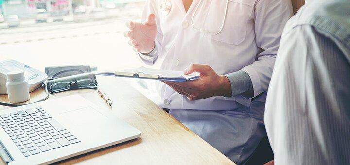 Обследование у уролога в сети медицинских центров «Академия Вашего Здоровья»