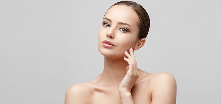 До 4 сеансов ферулового пилинга лица с витамином С от косметолога Людмилы Шадыевой