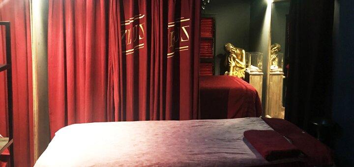 Медовый массаж для одного или двоих в салоне «Zeuz»