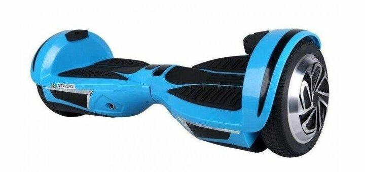 Скидка 15% на гироборд 2Е HB 101 7.5 Jump Blue от «Грейпл»