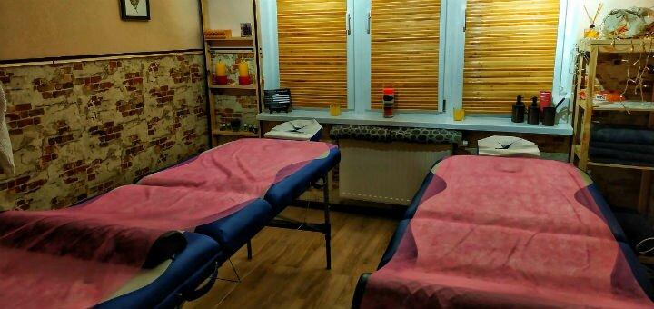 Антистресс массаж в массажном салоне «Calma Dentro»