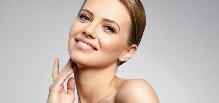 До 3 сеансов механической, комбинированной или УЗ-чистки лица от косметолога Марии Бенеры