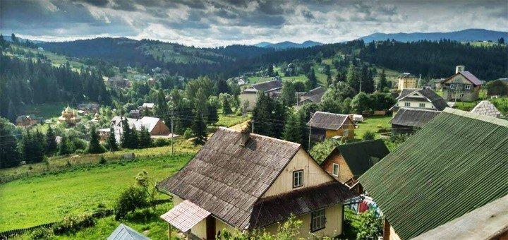 От 3 дней весеннего отдыха в усадьбе «Гуцульский край» в Карпатах
