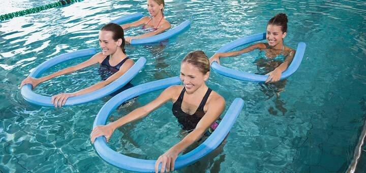 До 8 занятий аквафитнесом и аквааэробикой в спортивно-оздоровительном центре «АкваФит»