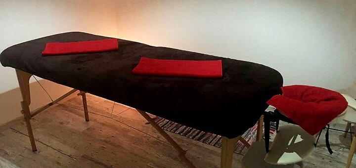 До 5 сеансов массажа спины или шейно-воротниковой зоны всалоне гидро-Spa «Sumber Vis»