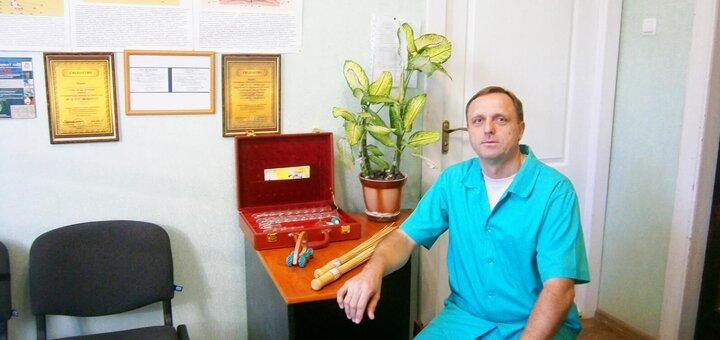 Скидка до 60% на антицеллюлитные массажи в кабинете «Nevrologicа»