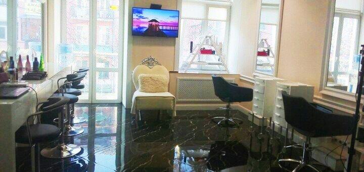 Биозавивка и окрашивание ресниц в студии красоты «AVRA beauty studio»