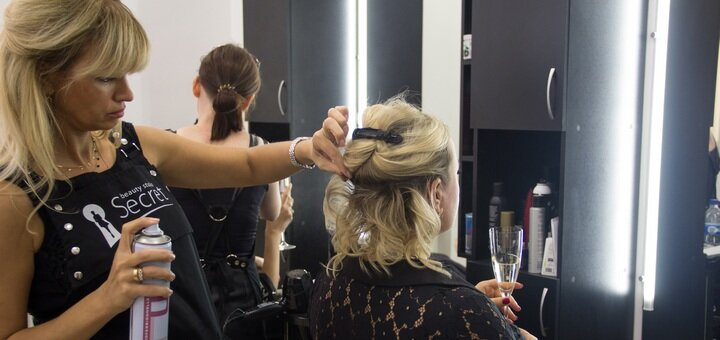 До 5 сеансов дарсонвализации и диагностика волос и кожи головы в «Secret beauty studio»