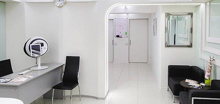 Скидка до 75% на процедуру блокирования морщин в центре «Laser Health New»