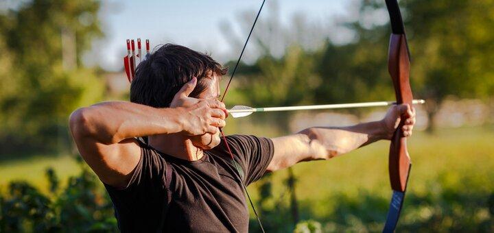 Мастер-класс интуитивной стрельбы из лука от центра отдыха «Попадала»