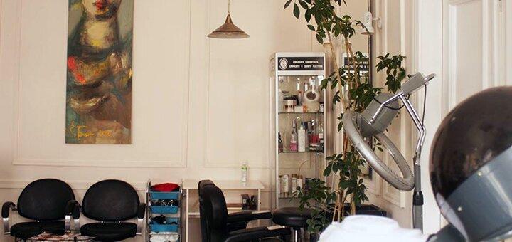 Сеты по уходу за волосами в студии «Городецкого 15»
