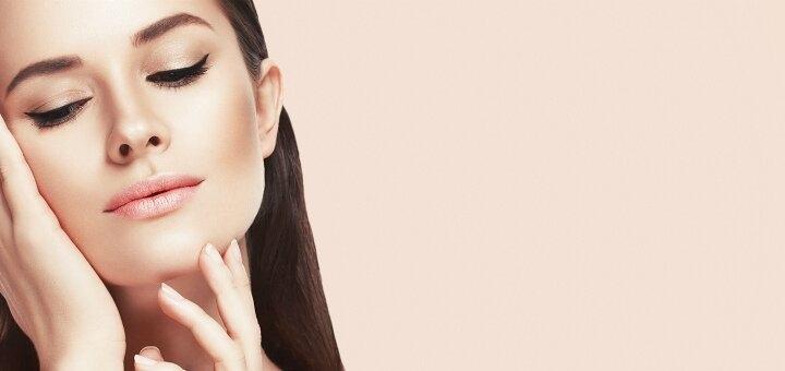 До 3 сеансов чистки лица с пилингом в косметологическом кабинете Марии Юзюк