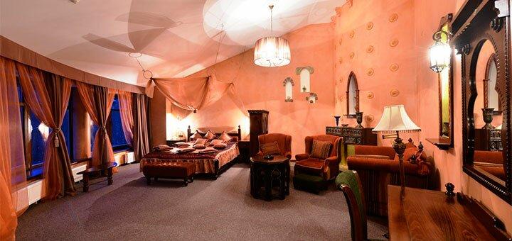 От 2 дней отдыха с завтраками в бизнес-отеле «Трипільське Сонце» под Киевом