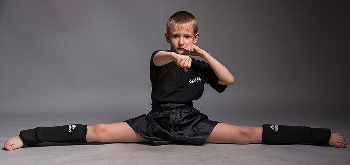 Скидка до 60% занятия по тай-боксу для детей в «Лао-Тай»