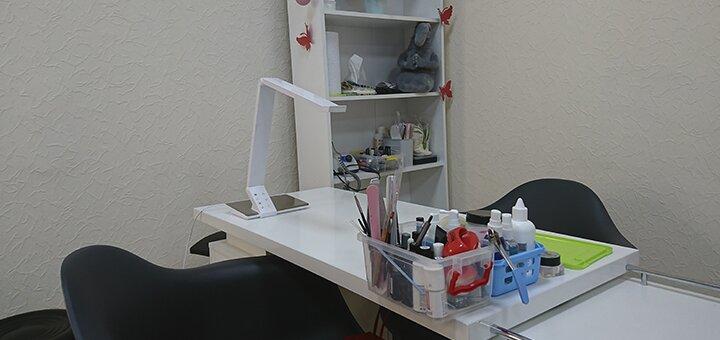 Маникюр и педикюр с покрытием гель-лаком или обычным лаком от мастера Конюховой Ольги