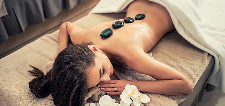 Авторская SPA-программа с горячим массажем в Spa-студии «Bellagio beauty lounge»