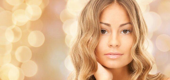 До 5 сеансов Elos-лечения акне или пост-акне в салоне красоты «Пудра»
