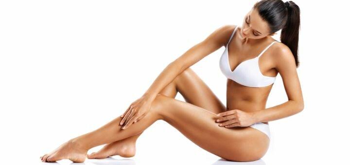 Восковая депиляция зоны паха, подмышек, ног или рук в салоне «Cosmed Epil»