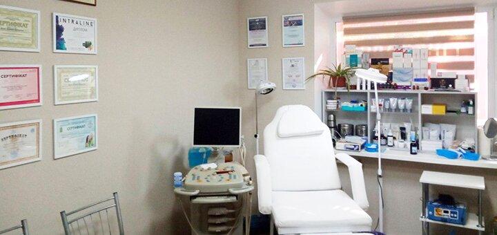 Чистка лица в клинике доктора Игнатенко
