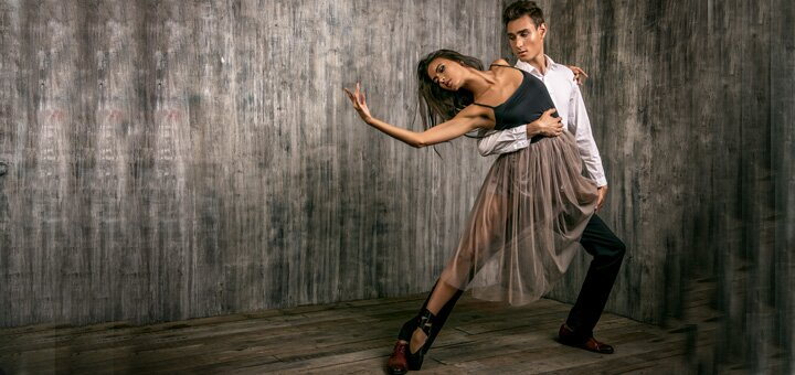 До 24 занятий танцами по любым направлениям в школе спортивного бального танца «Гранд Дуэт»