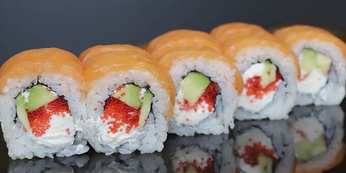 До 2 роллов «Манго Чили» в суши-баре «Пан-Кемон»