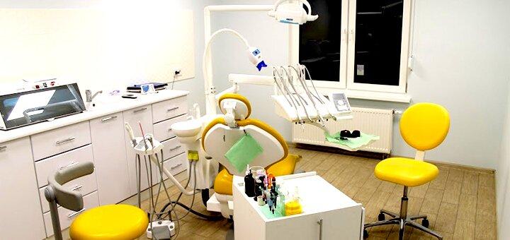 Скидка 36% на отбеливание зубов системой «MegicSmail» в клинике «Галерея посмішок»