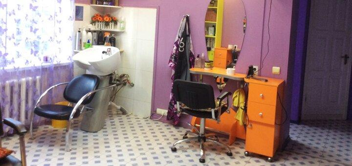 Маникюр и педикюр с покрытием гель-лаком в салоне красоты «Aкв@риум»