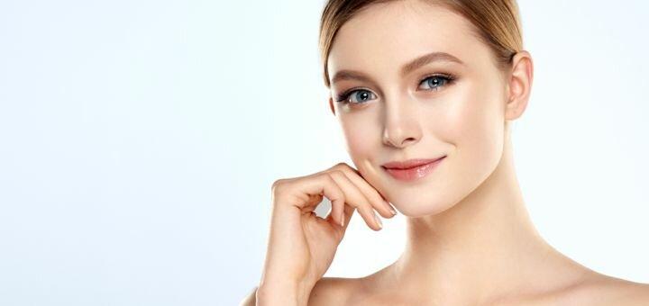 Комплексная 10-этапная или механическая чистка лица с уходом от косметолога Ирины Шумейко