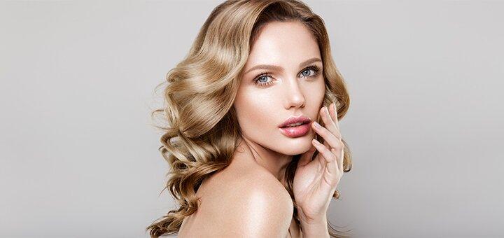 Скидка до 56% на контурную пластику губ в студии эстетической косметологии «T-beauty»