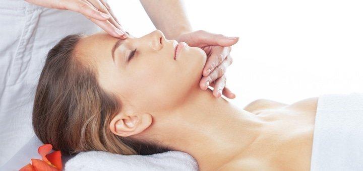 До 10 сеансов массажа лица на выбор в «Fitness & Beauty Lab»
