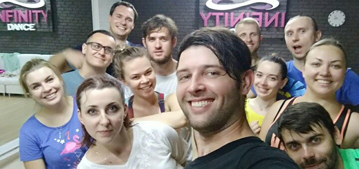 8 занятий танцами Буги-Вуги (Рок-н-Ролл) для взрослых в студии танцев «Rock Dance Studio»