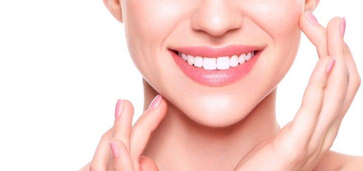 Скидка 60% на чистку зубов, airflow и химическое отбеливание в стоматологии «Статус»