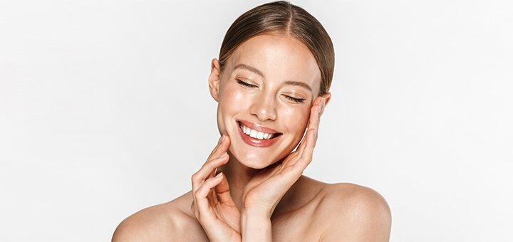 До 5 сеансів механічної чистки обличчя в салоні краси та естетичної косметології