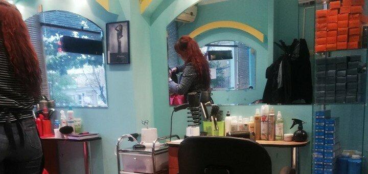 Скидка 52% на горячее итальянское наращивание волос в салоне красоты «Гламур»
